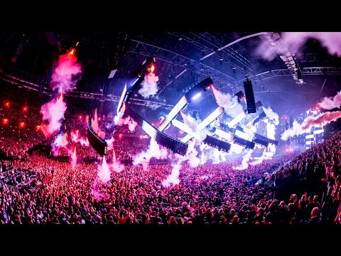 Dimitri Vegas & Like Mike - Bringing The Madness 2016 (FULL HD 2,5 HOUR LIVESET)