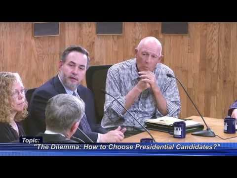 view CrossCurrents - How to Choose Presidential Candidates video