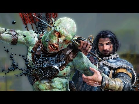 MIDDLE EARTH: Shadow of War Gameplay Demo 16 Minutes