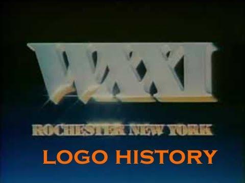 WXXI Logo History 37