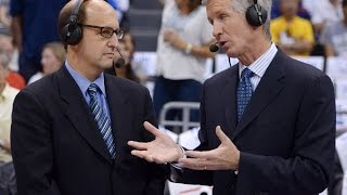 Jeff Van Gundy Tells OJ Simpson Bronco Chase Story During NBA Finals