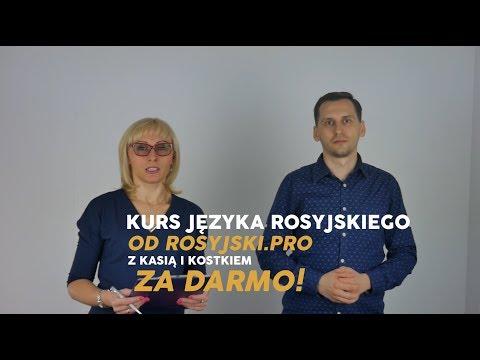 Darmowy Kurs Języka Rosyjskiego Online