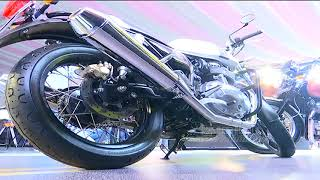 ROYAL ENFILED CONTINENTAL GT 650 AND INT 650 Expo in Hyderabad | LifeStyle | ABN Entertainment
