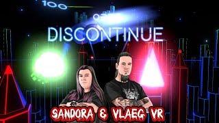 Discontinue - Über 2000 Level im Cyberpunk-Style [Oculus Rift S]German