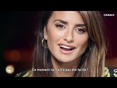 L'Interview de Penelope Cruz par Augustin Trapenard - Cannes 2019