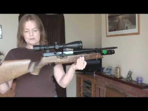 Weihrauch HW 100 S  Full Review .177 not .22 Air rifle
