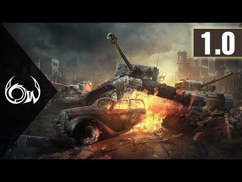 1.0 ÚJRATÖLTVE! - World of Tanks