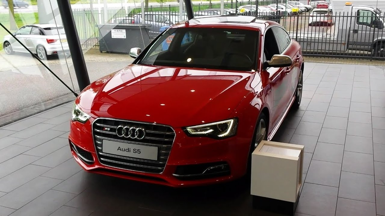 Audi S5 Sportback 2015 In Depth Review Interior Exterior