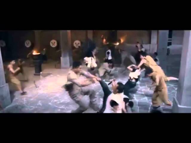 The Wrath of Vajra Official Trailer - Xing Yu fight movie
