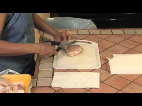 Don't Wash Your Chicken: Oven-Fried Chicken Recipe