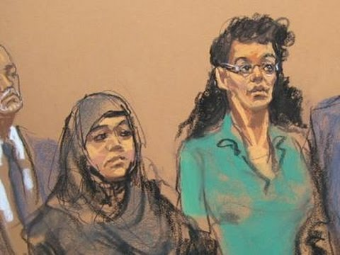 2 NYC Women Arrested on Bomb Plot Charges