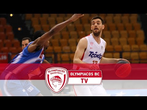 HIGHLIGHTS OLYMPIACOS BC - PANIONIOS 3-5-2014