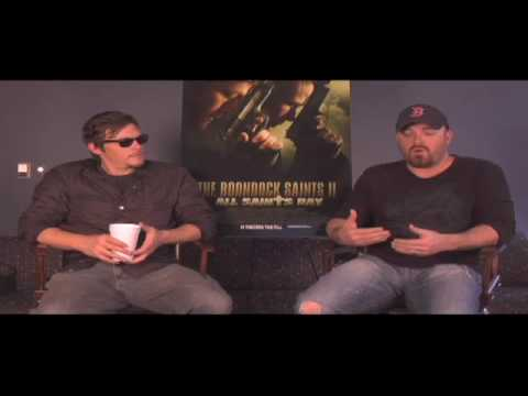 The director and star of THE BOONDOCK SAINTS II sit down with Mark Walters of http://bigfanboy.com to talk about their work on the highly anticipated sequel ...