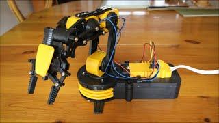 Robotic Arm Kit - Gadgets Review Geek