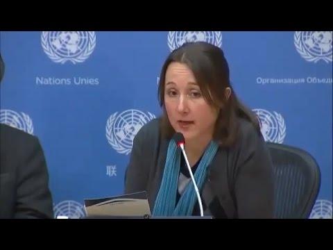 Канадская журналистка о войне в Сирии и лжи западных СМИ. Русский перевод.