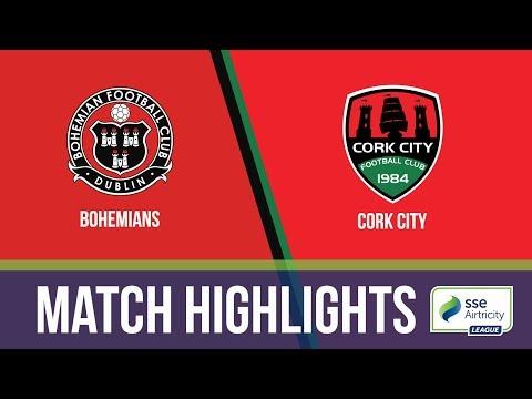 HIGHLIGHTS: Bohemians 0-2 Cork City