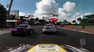 Gran Turismo™SPORT Daily Race 783 Dragon Trail Aston Martin V8 Vantage GT4 Onboard