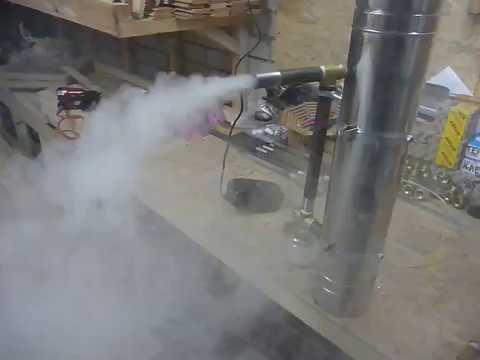 Дымогенератор своими руками ютуб 6