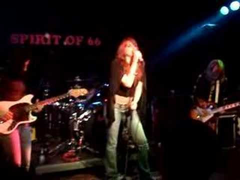 Lez Zeppelin - Dazed and Confused - Spirit of 66 - Feb. 2007 Video