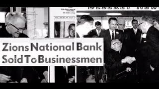 Zions Bank: 140 Years in 140 Seconds