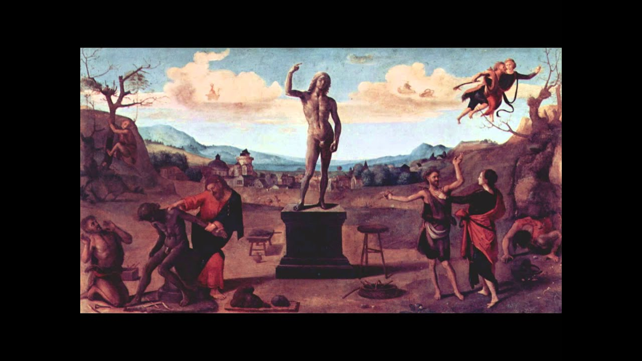 prometheus goethe Prometheus (ancient greek  although the turning point in the interpretation of the myth appears in its most striking form in germany with goethe, .