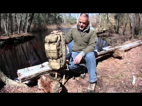 Maxpedition Gyrfalcon Backpack quick overview.
