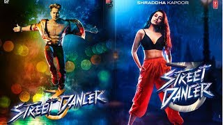 Street Dancer 3d First Look Posters Out || Varun Dhawan || Shraddha Kapoor || Remo
