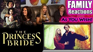 The Princess Bride | FAMILY Reactions