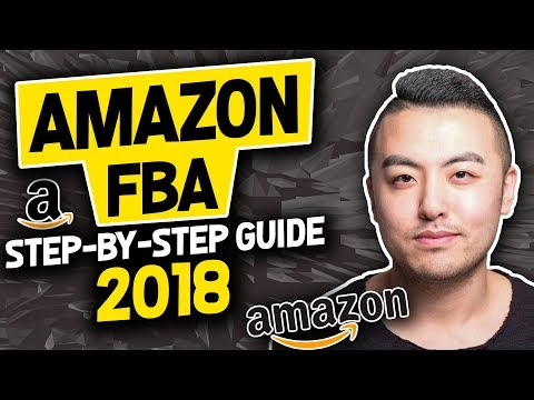 Amazon FBA Step By Step Guide 2018 (6 Steps) & BIGGEST Mistakes Beginners Make In Each Step!