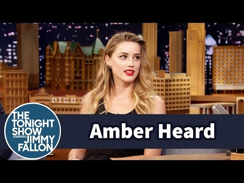 Amber Heard Explains Her Tattoos