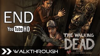 The Walking Dead Season 2 Episode 2 A House Divided Ending HD 1080p PC Full Game No Commentary