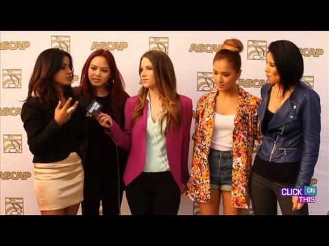 Pan-Asian Girl Group - Blush Interview at ASCAP