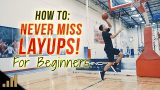 How to: STOP MISSING LAYUPS in Basketball Games! (Step by Step for Beginners)