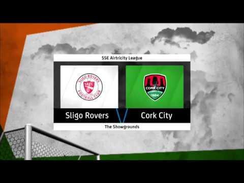 HIGHLIGHTS: Sligo Rovers 0-2 Cork City