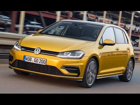 Araba Videoları - 2017 VW Golf