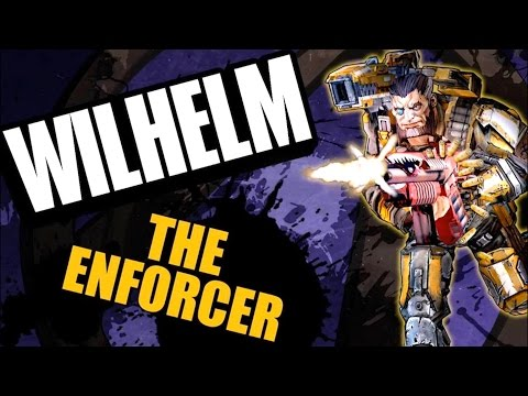 """Videos like this """"Borderlands Pre-Sequel: All Head and Skin Customizations for Wilhelm the Enforcer!"""" - dancest.ru"""