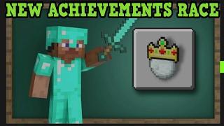 Minecraft Xbox One / PS4 TU48 NEW ACHIEVEMENTS RACE