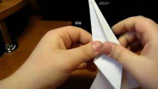 How To Make Origami Eagle By George Pobedinsky