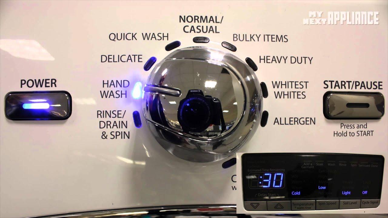 duet washing machine repair