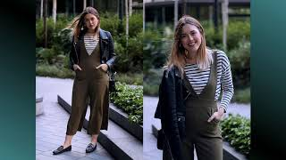 Spring Summer 2018 Jumpsuits Fashion Trends & How to Wear Them Lookbook & Women's Jumpsuits