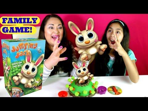 Jumping Bunny CHALLENGE!!  B2cutecupcakes