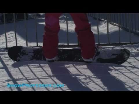 How to Snowboard - Basic Carve