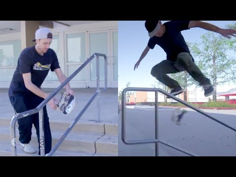 Walker Ryan Takes 'Skater XL' Out For a Spin