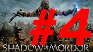 Shadow Of Mordor - Gameplay ITA - Walkthrough #4 - L