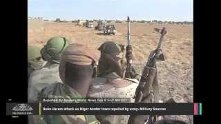 Boko Haram Attack on Niger Border Town Repelled by Army: Military Sources