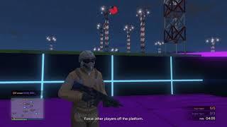 Grand Theft Auto V trap door