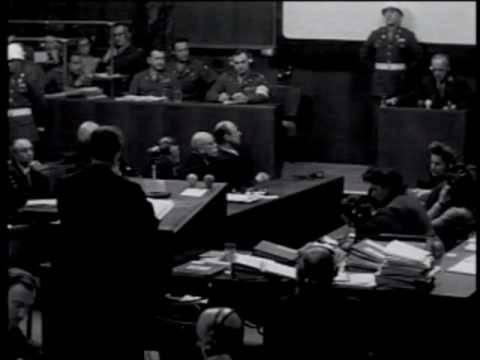 Nuremberg Day 94 Von Ribbentrop