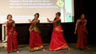 BanglaFest 2014-  Dance- O prithibi ebar ese