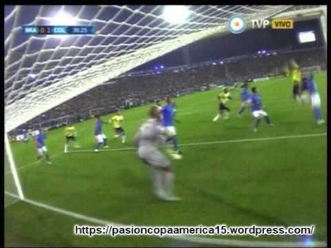 Colombia 1 Brasil 0 (ADN Radio Chile 91.7)  Copa America 2015