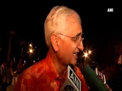 'Kal Ho Na Ho' with Mr and Mrs German Ambassador and Salman Khurshid